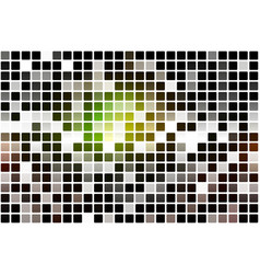 Green brown yellow black occasional opacity vector