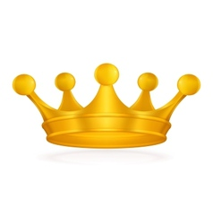 Crown vector