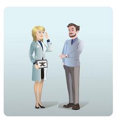 Cartoon medical treatment concept vector