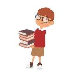 School boy vector
