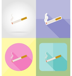 service flat icons 03 vector image