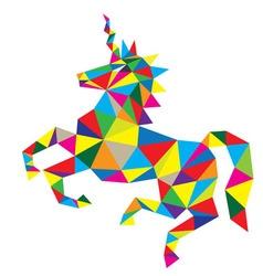 Geometric horse vector