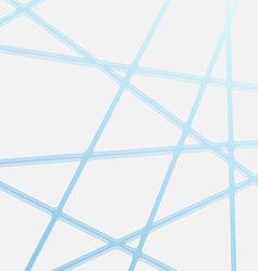 Net structure abstract background vector