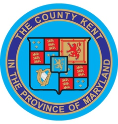 Kent county vector