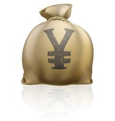 Yen sack vector