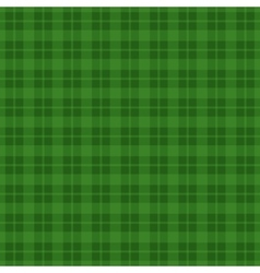 Green checkered seamless pattern background vector