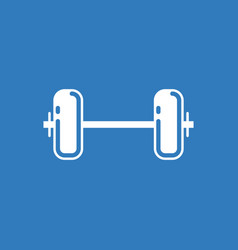 Barbell weight vector