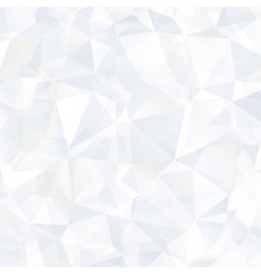 Triangle ice blue abstract background vector