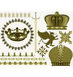 Middle ages vector