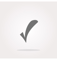 Check Icon Check Icon Object Check Icon vector image
