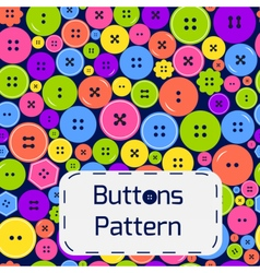 buttonpatcolor vector image