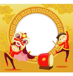 Chinese Festival Celebrations vector image