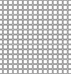 Waffle texture seamless black and white vector