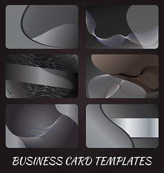 Business-card-templates-2 vector