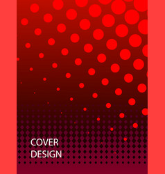 cover design vector image