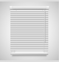 Closed shutter vector