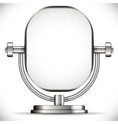 Blank info design element vector image