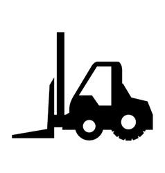 icon construction design vector image