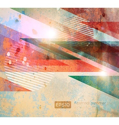 Rustic abstract background vector