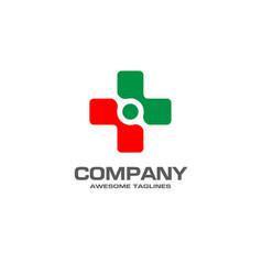 Pharmacy medicine health concept vector