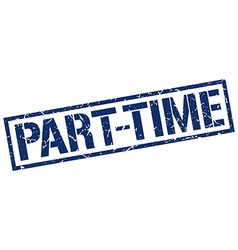 Part-time stamp vector