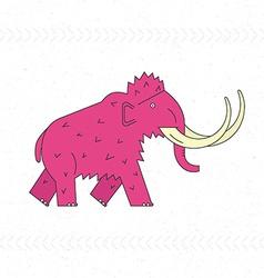Mammooth logo vector