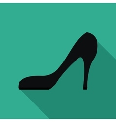 Heels icons design vector image