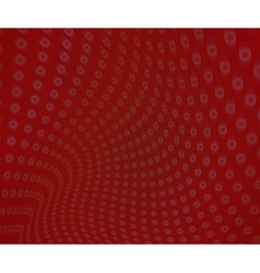 Design Templates RED DOTS vector image vector image
