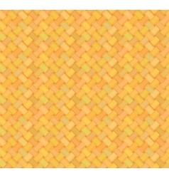 Straw mat seamless pattern vector