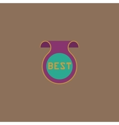 Bookmark with best message vector