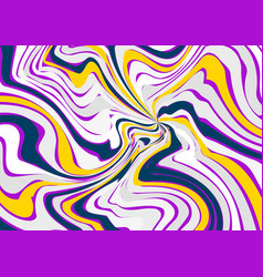 Modern futuristic colorful abstraction design vector