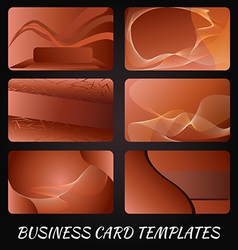Business-card-templates-3 vector