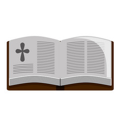 bible icon image vector image vector image
