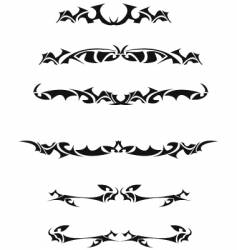tattoo vector image vector image