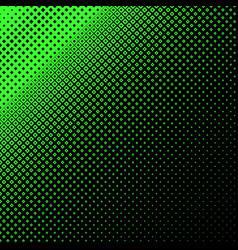 Halftone square pattern background - design vector