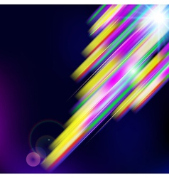 Abstract shiny technology trendy background vector image