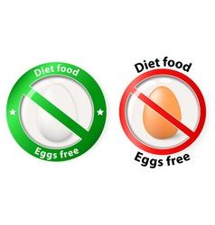 egg free vector image