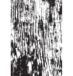 Striped Grunge Overlay vector image