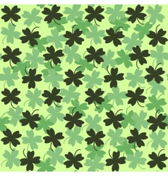 clover1 vector image vector image