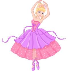 Ballerina vector