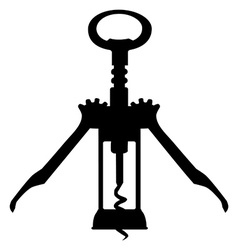 Corckscrew vector image
