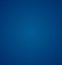 Triangle dark blue graph paper background vector image vector image