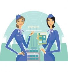welcome on board vector image vector image