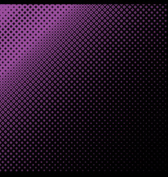 Halftone square pattern background - design vector