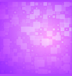 Purple pink glowing rounded tiles background vector