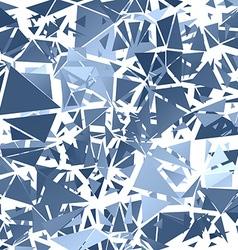 Shattered background vector
