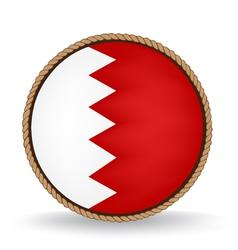 Bahrain Seal vector image