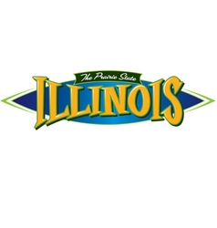 Illinois the prairie state vector