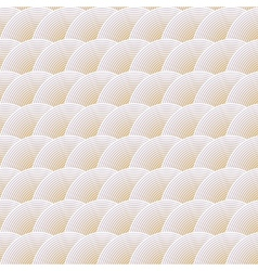 Beige background pattern in the form of waves vector image