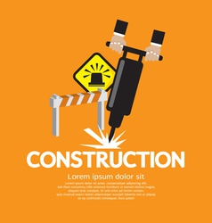 Construction EPS10 vector image vector image